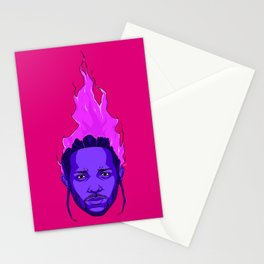 Sit down. Be humble. Stationery Cards