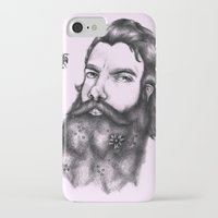 gandalf iPhone & iPod Cases featuring Yung Gandalf by Jessica Petrylak