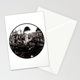 Pacific Northwest Mushrooms Stationery Cards