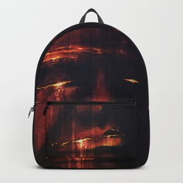 Red I Backpack