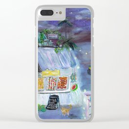 """""""Gouyave Friday"""" Clear iPhone Case"""