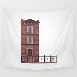 The Letter L Wall Tapestry