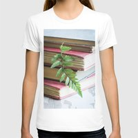 study T-shirts featuring Botany Study by Colleen Farrell