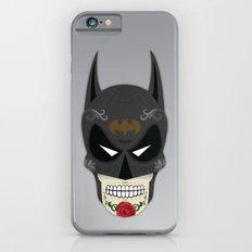 Bat-Man Sugar Skull iPhone 6s Slim Case