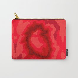 Where the Heart is Carry-All Pouch