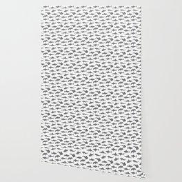 Grey Sharks Wallpaper
