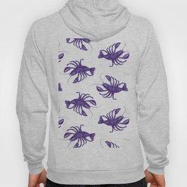 Le Lobster Bleu Hoody