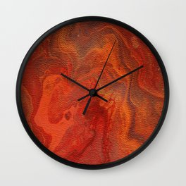 Passionate Wall Clock