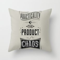 Practicality Throw Pillow