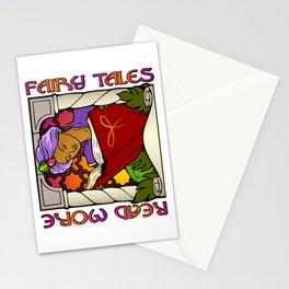 Arabian Nights Reader Stationery Cards