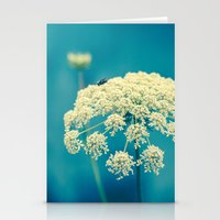 lace Stationery Cards featuring Lace by Olivia Joy StClaire
