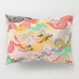 Seahorses Pillow Sham