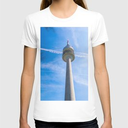 Olmpic tower Munich T-shirt