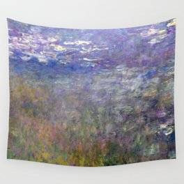1926-Claude Monet-Water Lilies-199 x 425 Wall Tapestry