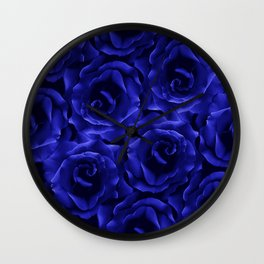 C13D Everything rosy 3 Wall Clock