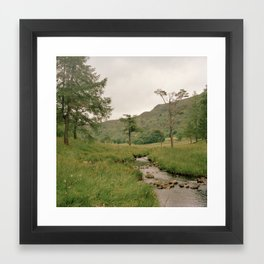 Lake District No. 1 Framed Art Print