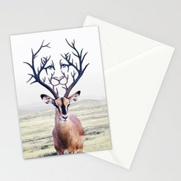 Hidden Lion Stationery Cards