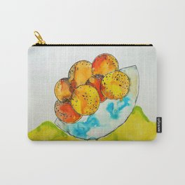 Juicy Orange Bowl Carry-All Pouch