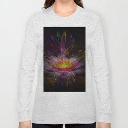 Abstract in perfection 95 Long Sleeve T-shirt