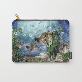 Kugelfische Carry-All Pouch