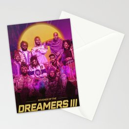 Revenge of the Dreamers III Stationery Cards
