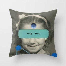 Metanphetamine Throw Pillow