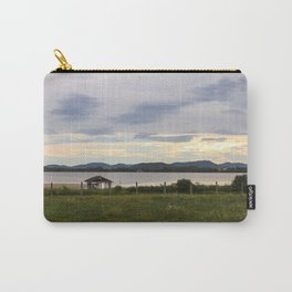 Rosa Sunset  Carry-All Pouch