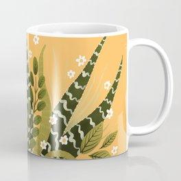 Black Vase I Coffee Mug
