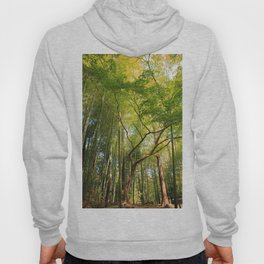 Greenish Tree Hoody
