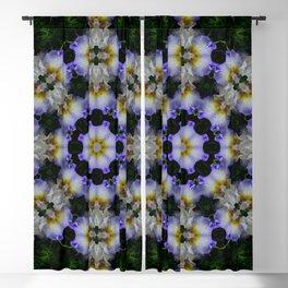Mandala ~ Iris 94-E2 Blackout Curtain