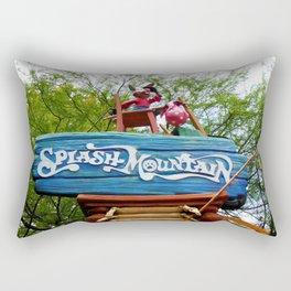 Splash Mountain Rectangular Pillow