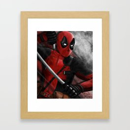 dp Framed Art Print