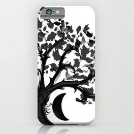 The Zen Tree iPhone Case
