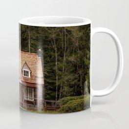 Olympic National Park Ranger Station Coffee Mug