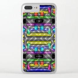 Colorandblack serie 290 Clear iPhone Case