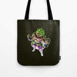 Broly Tote Bag