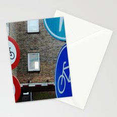 Holland LOVES Traffic Signs! Stationery Cards