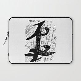 Parabatai Laptop Sleeve