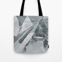 Ice cracks #2 Tote Bag