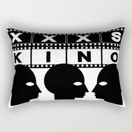 XXXS KINO HEAD FILMSTRIP Rectangular Pillow