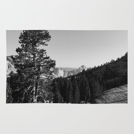 Olmsted Point, Yosemite National Park Rug