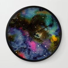 Intergalactic Planetary Wall Clock