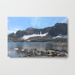Lake Dorothy II Metal Print