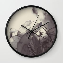lunaria Wall Clock
