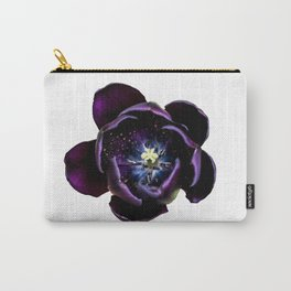 Purple Cosmos Tulip Carry-All Pouch