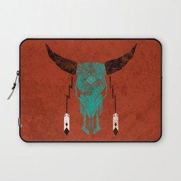 Southwest Skull Laptop Sleeve