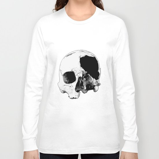 In Thee Dark We Live Long Sleeve T-shirt