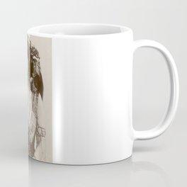 BEAUTIFUL GYPSY GIRL, Circa 1900 Coffee Mug