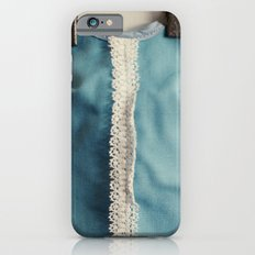 Doll Closet Series - Blue Dress Slim Case iPhone 6s