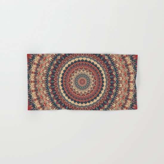 Mandala 595 Hand & Bath Towel